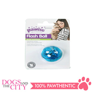 Pawise 28210 Cat Toy Flash Ball 5cm - All Goodies for Your Pet