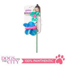 Load image into Gallery viewer, Pawise 28261 Cat Toy Insect Wand 45cm - All Goodies for Your Pet