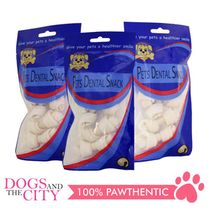 Pets Dental Snack GPP091902 Milk Bone 5 pieces (3 packs) - All Goodies for Your Pet
