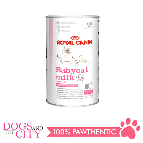 Royal Canin BABY CAT MILK 300g - Dogs And The City Online