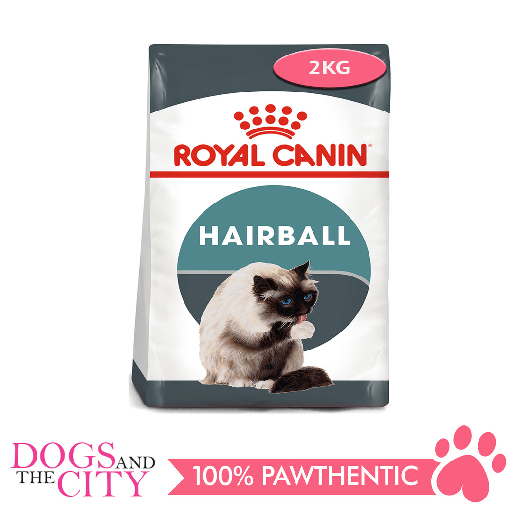 Royal Canin Feline Hairball Care 2kg - Dogs And The City Online