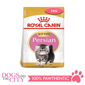 Royal Canin Persian Kitten 2kg - All Goodies for Your Pet