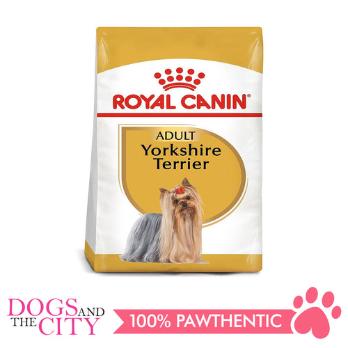 Royal Canin Yorkshire Adult 1.5kg - Dogs And The City Online