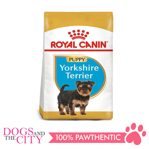 Royal Canin Yorkshire Puppy 1.5kg - All Goodies for Your Pet