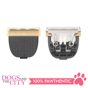 SHERNBAO PGC-660TB Ultra Adjustable Ceramic Blade Ultra Thin (0.25mm) for PGC-560/660 Dog Clipper