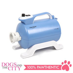 SHERNBAO SHD-1800 Cyclone Single Motor Professional Pet Grooming Dryer or Blower