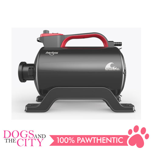 SHERNBAO SHD-2800P Professional Pet Grooming Dryer or Blower Single Motor for Dog and Cat