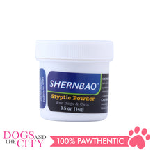 Load image into Gallery viewer, SHERNBAO SP-001 Styptic Powder 14g