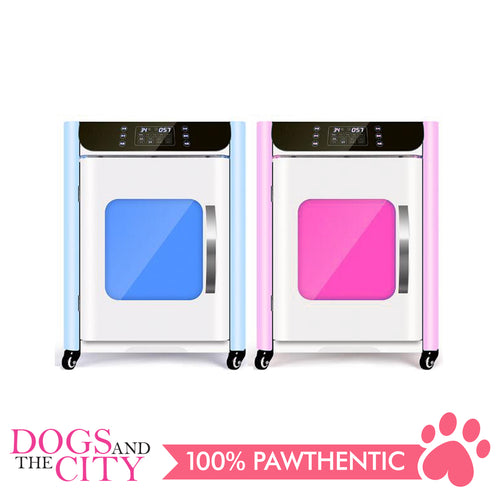 SHERNBAO Premium Pet Dry Room Cabinet Drying Cabin for Dog and Cat, 1 Motor Max power: 2200W