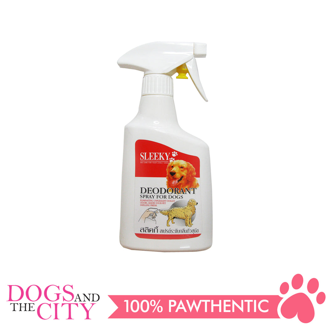 Sleeky Deodorant Spray for Dogs 500ml - All Goodies for Your Pet