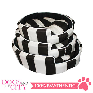 Doggiestar Round Foam Pet Bed Large 58x48x15 cm