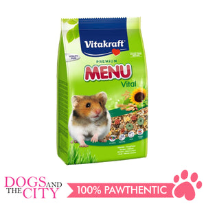 Vitakraft Menu Hamster Food 400g