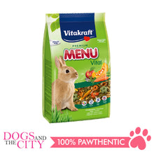 Load image into Gallery viewer, Vitakraft Menu Rabbit Food 500g