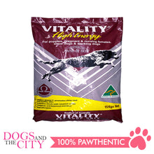 Load image into Gallery viewer, Vitality High Energy Lamb and Beef Dog Dry Food  15kg - All Goodies for Your Pet