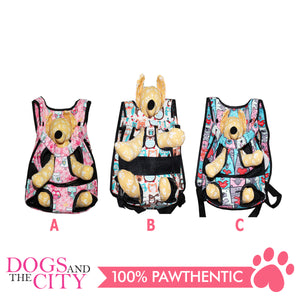 JX Pet Front Backpack Large 28X35cm