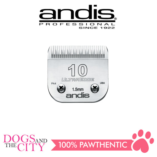 ANDIS CeramicEdge® Detachable Blade, Size 10 - All Goodies for Your Pet