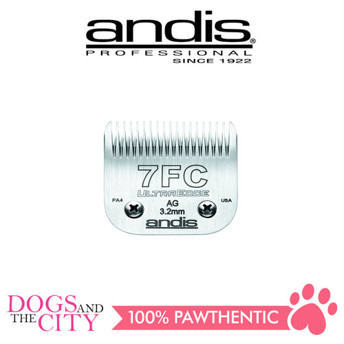 ANDIS UltraEdge® Detachable Blade, Size 7FC - All Goodies for Your Pet