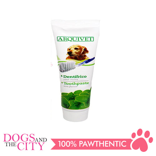 Arquifresh Toothpaste Mint 100g - Dogs And The City Online