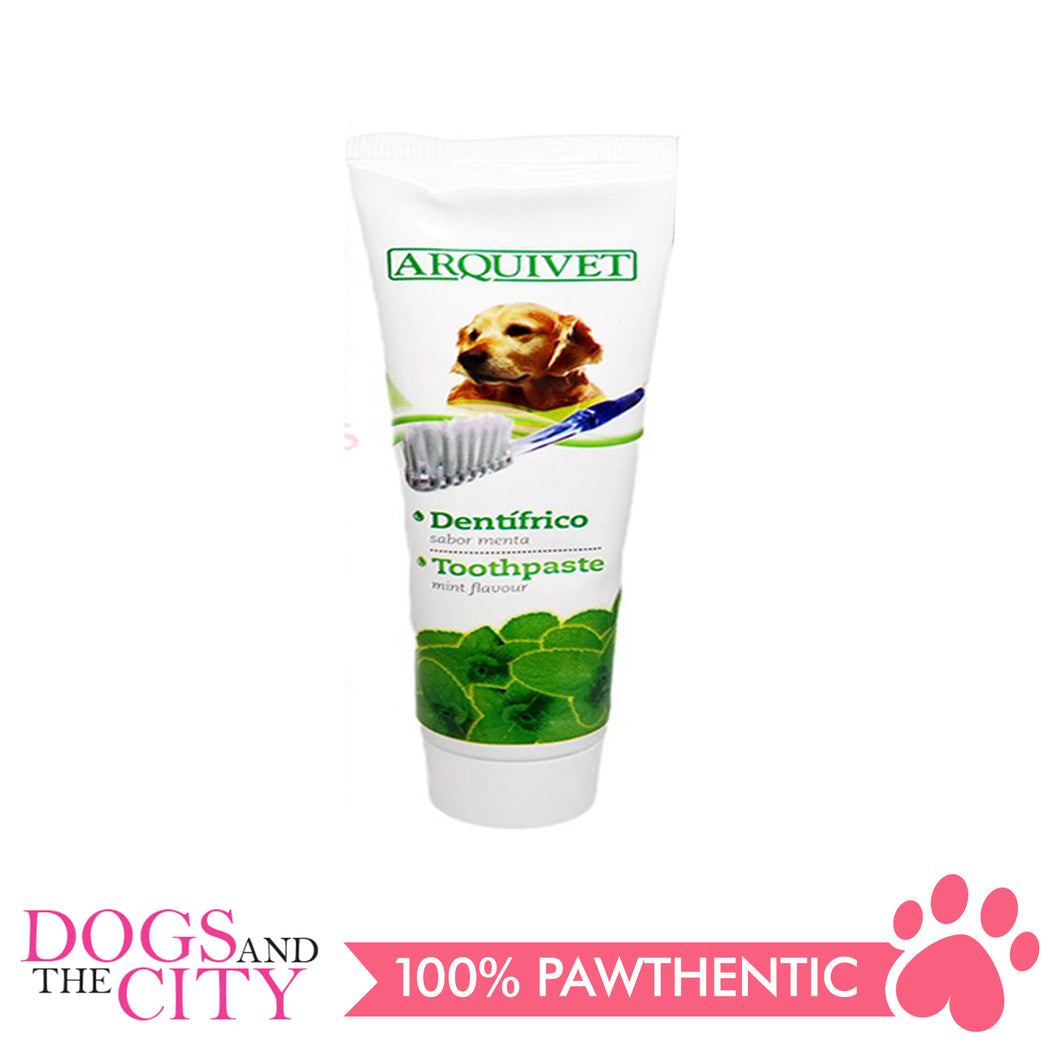 Arquifresh Toothpaste Mint 100g - All Goodies for Your Pet