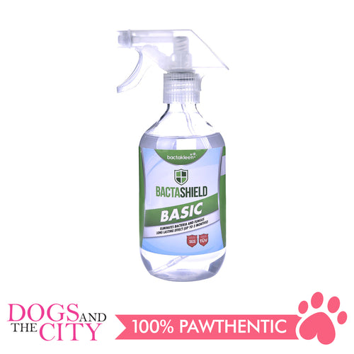 Bactakleen Bactashield Basic 500ml