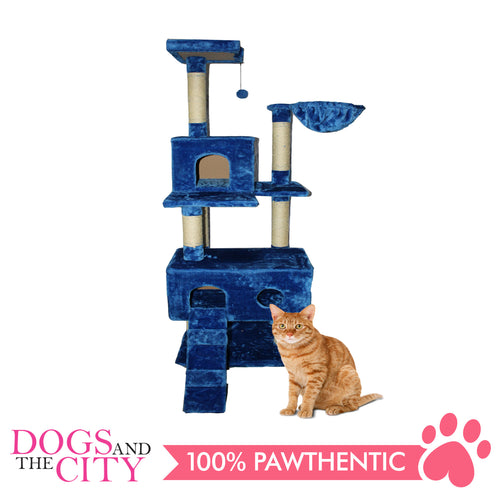 BM Cat Tree House Condo 180X60X60cm