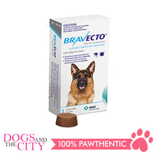 Load image into Gallery viewer, Bravecto Large (20-40KG) Anti Tick and Flea Chewable Tablet for Dogs - All Goodies for Your Pet
