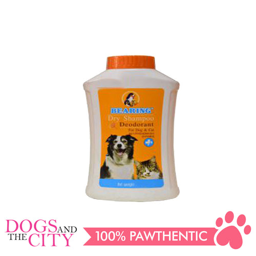 Bearing Deodorant Powder for Dogs and Cats 150g - All Goodies for Your Pet