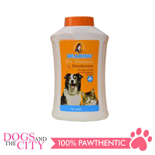 Bearing Deodorant Powder for Dogs and Cats 300g - Dogs And The City Online