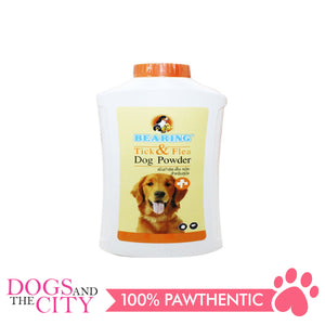 Bearing Tick & Flea Powder 150g - All Goodies for Your Pet