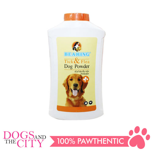 Bearing Tick & Flea Dog Powder 300g - All Goodies for Your Pet
