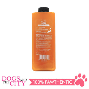Endi E056 Essential Oil Series Luster Hair Beauty Pet Shampoo 500ml