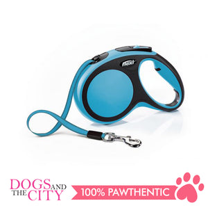 FLEXI Retractable Dog Leash New Comfort Tape Large up to 60kg