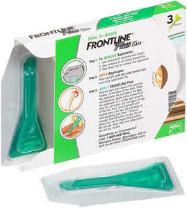 Frontline Plus Flea and Tick Treatment for Cats - All Goodies for Your Pet