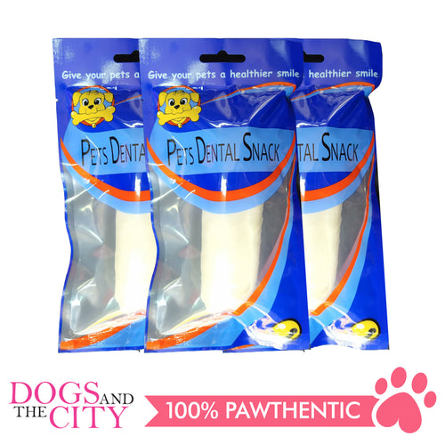 Pets Dental Snack GPP091909 Chancy Milk Large 60g (3packs) - All Goodies for Your Pet