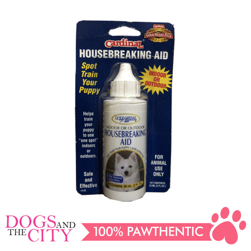 Cardinal House Breaking Aid 60mL - All Goodies for Your Pet