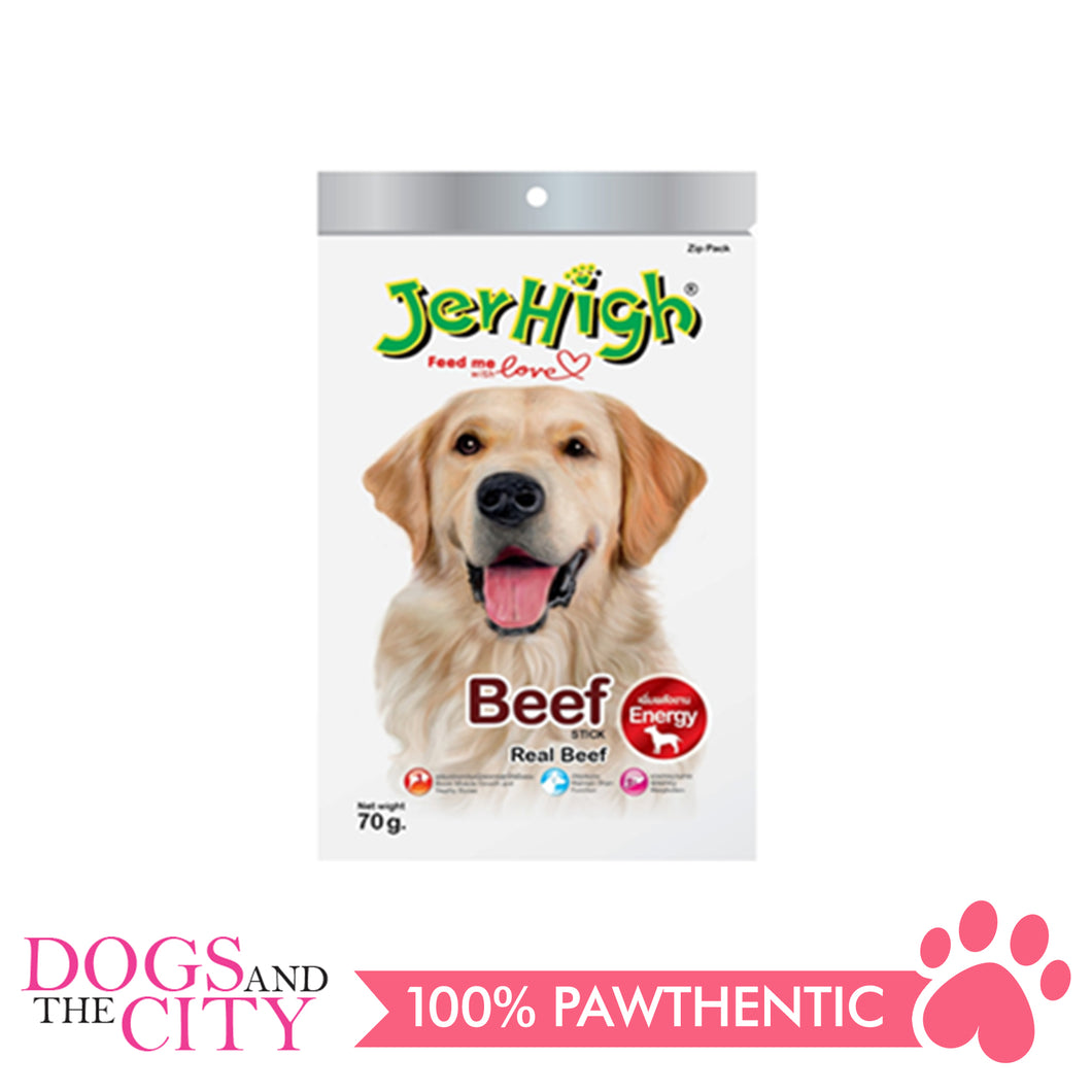 Jerhigh Treats Beef 70g - All Goodies for Your Pet