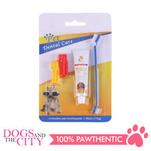 Load image into Gallery viewer, JX Pet Dental Care 4 in 1 Kit 70g - All Goodies for Your Pet