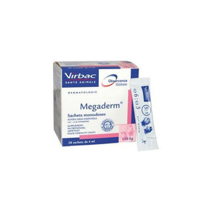 Virbac Megaderm 4ml/8ml 28pcs per box for Dogs and Cats - All Goodies for Your Pet