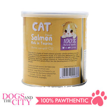 Load image into Gallery viewer, MEOW FUN BN036 Salmon Powder Supplement for Cat  130g