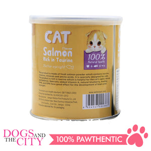 MEOW FUN BN036 Salmon Powder Supplement for Cat  130g