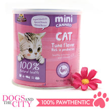 Load image into Gallery viewer, MEOW FUN BN034 Cat Tuna Prebiotics Powder Supplement for Cat 130g