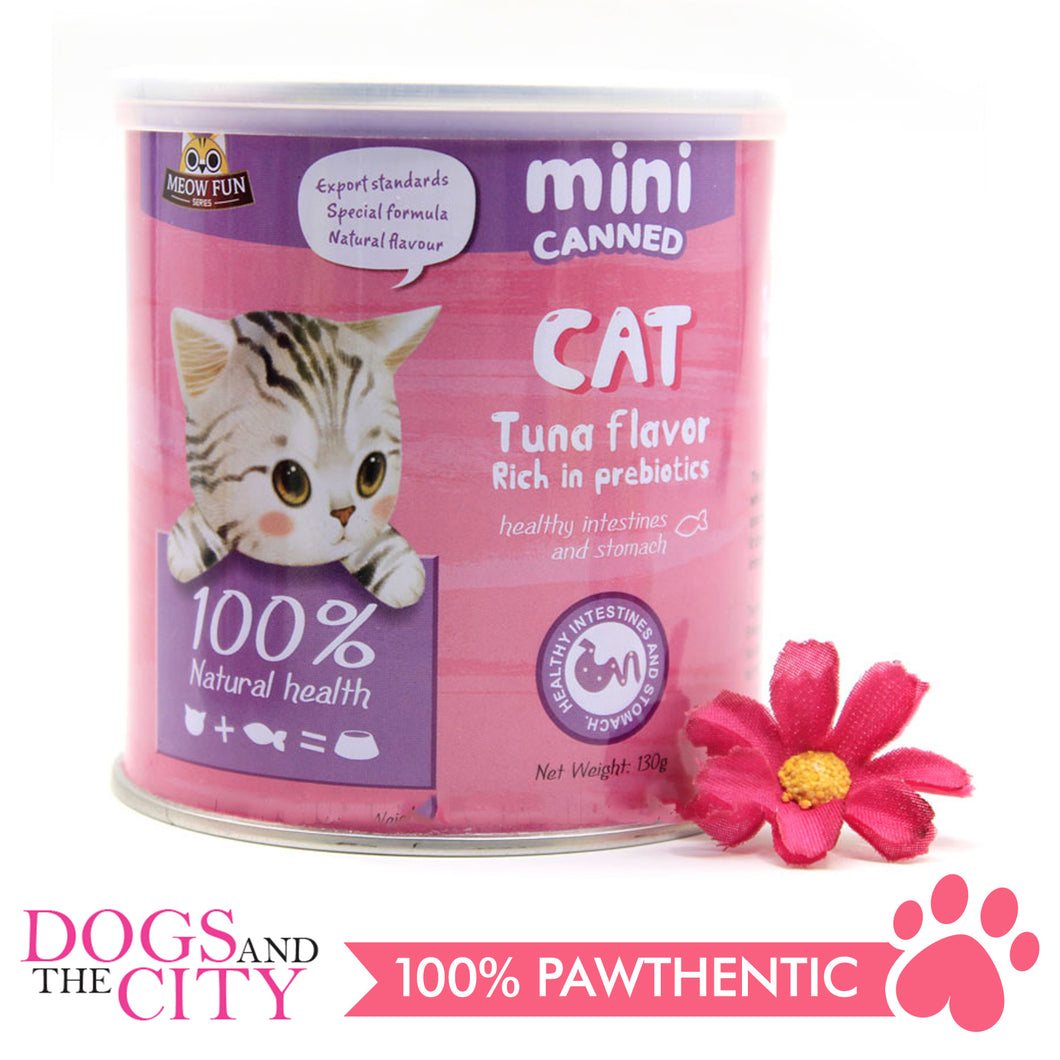 MEOW FUN BN034 Cat Tuna Prebiotics Powder Supplement for Cat 130g