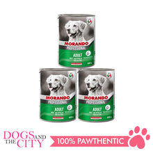 Load image into Gallery viewer, Morando Professional Pate Veal Dog Food Can 400g (3 cans) - All Goodies for Your Pet