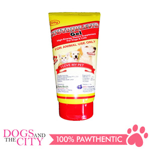Nutratech Nutriblend Gel High Energy Dietary Supplement for Dog and Cat 220g - All Goodies for Your Pet