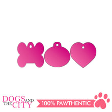 Load image into Gallery viewer, Personalized Pet Tags Bone Shape Small 29x18mm - All Goodies for Your Pet