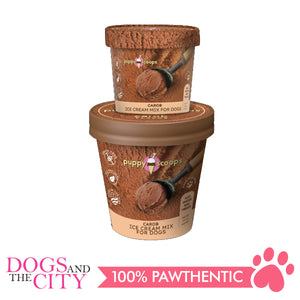 Puppy Scoops Ice Cream Mix All Natural 131.5g (4.65oz) for Dog