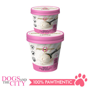 Puppy Scoops Ice Cream Mix All Natural Regular 131.5g (4.65oz) for Dogs