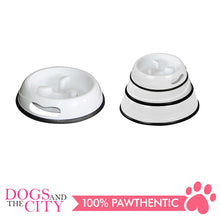 Load image into Gallery viewer, Pawise 11024 Slow Feeding Dog Bowl 500ml - All Goodies for Your Pet