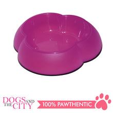 Load image into Gallery viewer, Pawise 11042 Flower Dog Bowl 700ml 22x22x7cm - All Goodies for Your Pet