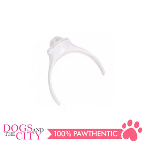Pawise 11051 Dog Bowl Clamp Small 22x6x14cm - All Goodies for Your Pet